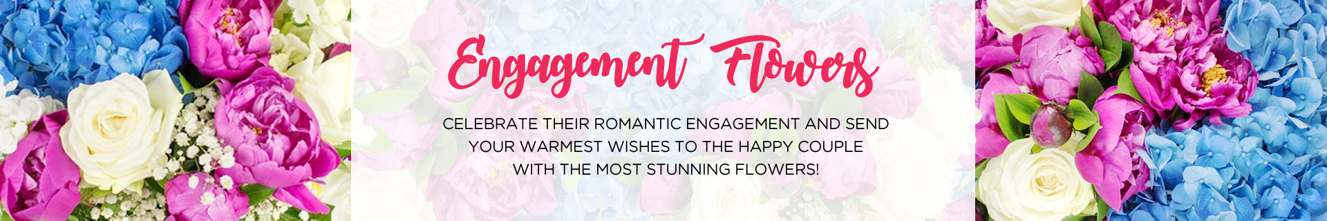 Engagement Flowers
